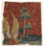 Angel in Landscape Tapestry...