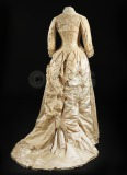 Woman's dress, possibly wedding...
