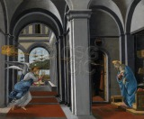 The Annunciation The Virgin and...