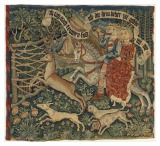 Pursuit of Fidelity Tapestry...