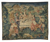 Alfresco Banquet Tapestry...