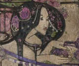 The May Queen Detail of 'The...