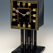 Domino Clock - Mackintosh, Charles Rennie - E.1995.13